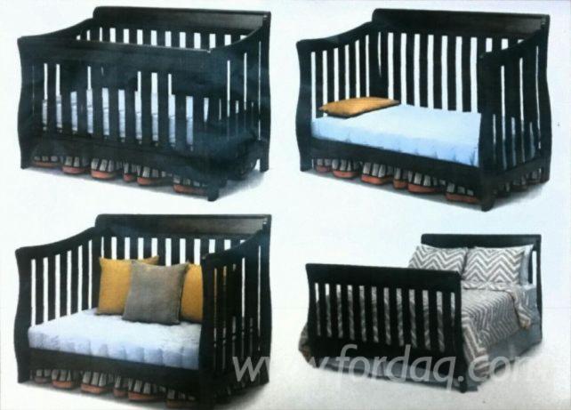 Wholesale Contemporary Fir (Abies Alba) Beds Romania