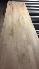 Oak FJ Solid Wood Panels, FSC, CC