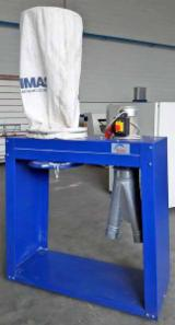 IMAS Woodworking Machinery - Used IMAS DS1-15 2004 Dust Extraction Facility For Sale Italy