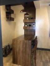 Bar Tables Contract Furniture - Contemporary Oak Bar Tables Romania