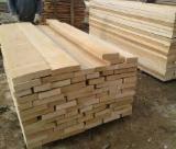 Cut beech lumber