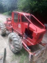 Tractor Articulat - Utilaje forestiere de vanzare