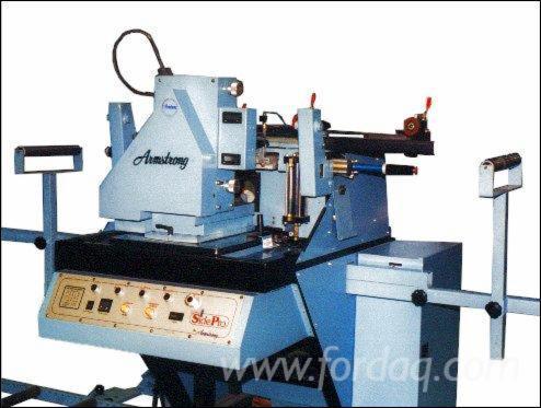 Gebraucht Armstrong Side Pro 2007 Messer Scharfmaschinen Zu