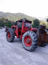 Oprema Za Šumu I Žetvu Prevoznik - Prevoznik Timberjack -- Polovna Rumunija