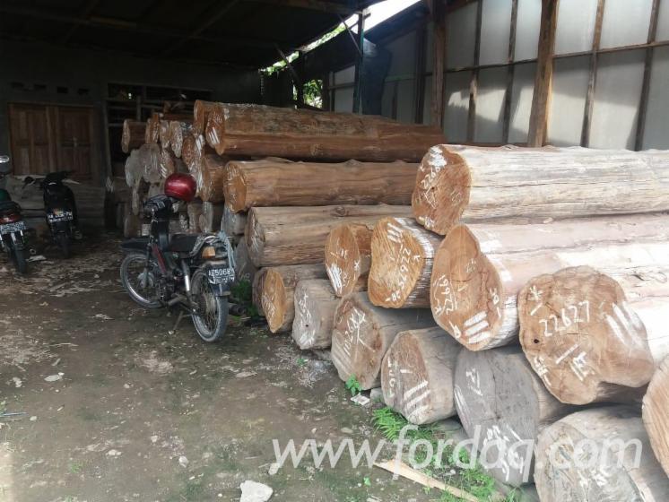 Teak-squares---Teak-sawn-timber-from