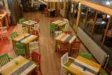 Beech Contract Furniture - Contemporary Beech Restaurant Tables Romania