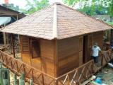 Maisons Bois Asie - Vend Teak Feuillus Asiatiques