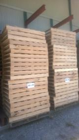 Spruce Sawn Timber - Good Quality Pine/ Spruce Pallet Elements