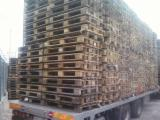 Pallets – Packaging - Good Quality Epal/Euro Wood Pallets, 1200 x 800mm