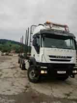 Short Log Truck - Used IVECO 2011 Short Log Truck Romania