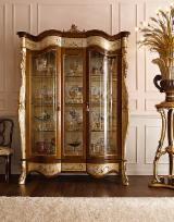 Mahogany Living Room Furniture - Display Cabinets / Storages Furniture