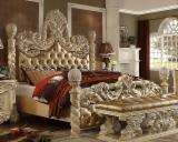 Indonezia aprovizionare - Vand Seturi Dormitor Tradiţional Foioase Din Africa Mahon