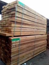 Sawn and Structural Timber - Planks (boards), Iroko
