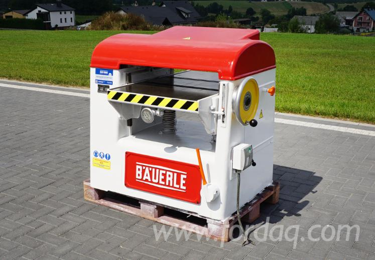 Thicknesser-BAUERLE-60--Wood-planer--Thicknesser