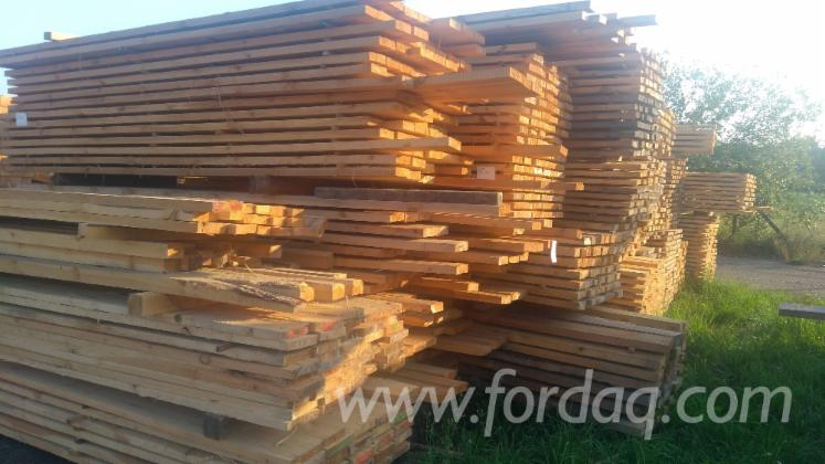 Pine - Scots Pine, 18-120 mm