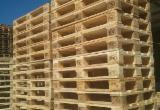 Wooden Pallets For Sale - Buy Pallets Worldwide On Fordaq - New and Old Epal/Euro Wood Pallets