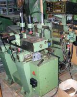 Moulder (makine Dovetailing) Used İtalya