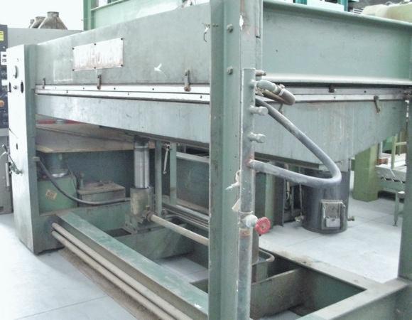 Vendo impianti completi per la produzione di pellet di for Impianto pellet usato