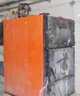 Gebruikt < 2010 Ketelsystemen Met Ovens Voor Massief Hout  En Venta Italië