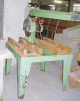Gebraucht < 2010 Radial- / Auslegerkreissägen Zu Verkaufen Italien