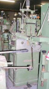 Combined Circular Saw, Moulder And Mortiser, Used