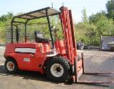 Gebruikt < 2010 Forklift En Venta Italië