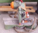 Gebruikt < 2010 Cirkelzaag Voor Kloven/Splitsen En Venta Italië