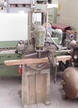 Combined Circular Saw, Moulder And Mortiser, Gebruikt