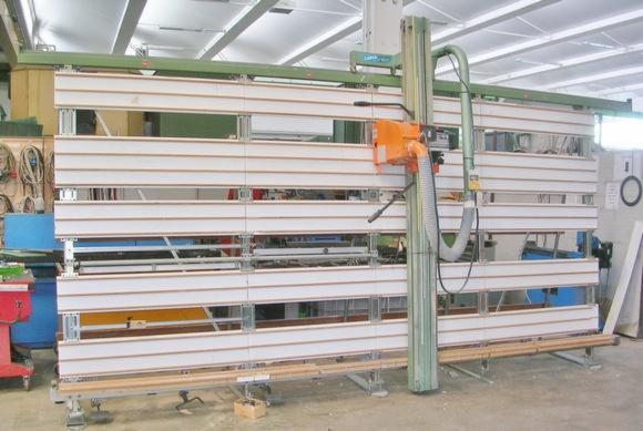 Panel Saw For Sale >> Used 2010 Horizontal Panel Saw For Sale Italy