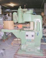 Bovenfreesmachine, Gebruikt