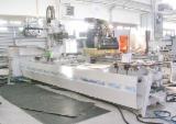 CNC Machining Center, Gebruikt