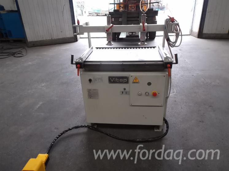 Used-VITAP-ALFA-21-R-1999-CE-Universal-Multispindle-Boring-Machines-For-Sale