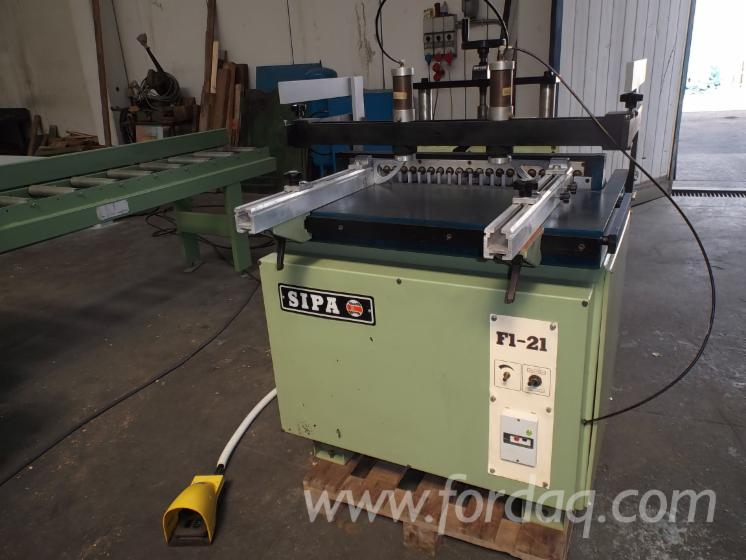 Used-SIPA-F1-21-R-1993-Automatic-Drilling-Machine-For-Sale