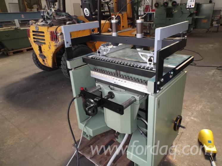 Maszyny do Obróbki Drewna