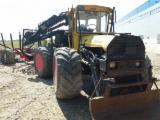 Oprema Za Šumu I Žetvu Zglobni Tegljač - Zglobni Tegljač Welte -- Polovna Rumunija