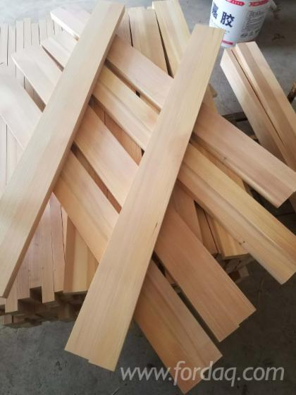 Siberian Larch Window Scantlings, Thickness 72 mm