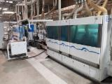 Poland Woodworking Machinery - DOUBLE SIDED SQUARING-EDGEBANDING LINE HOMAG