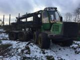 Forstmaschinen Forwarder - Gebraucht John Deere 1110E 2014 Forwarder Lettland