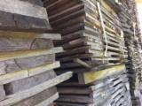 Unedged Hardwood Timber - Cherry Boules Germany