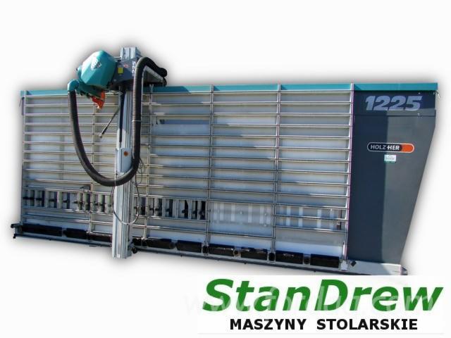 Seccionadoras-Horizontales-Maquinaria-para-la-madera-HOLZHER-1225-Usada-2000-En-Venta