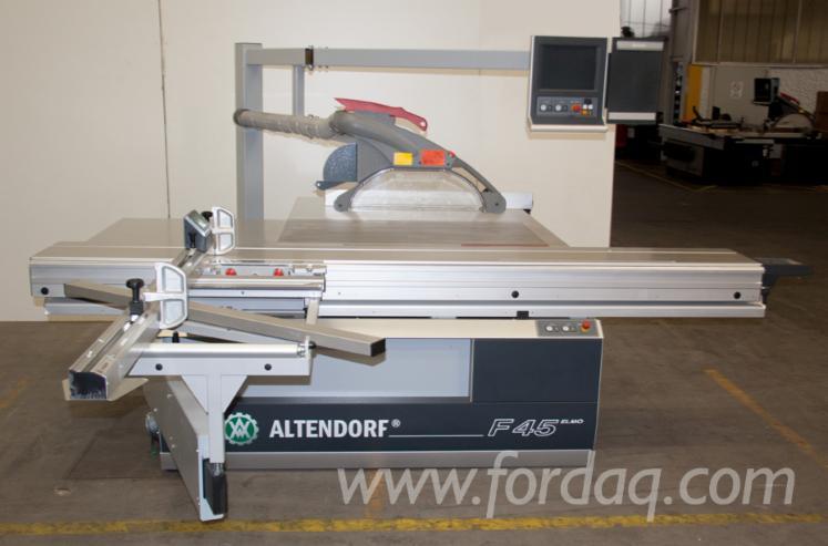 Used-Altendorf-F-45-ELMO-D-2013-Circular-Saw-For-Sale