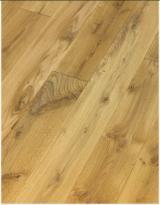 Vloeren Planken en Buitenvloeren Terrasplanken - Eik, CE, Tand & Groef Vloeren - Parket