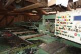 Fordaq - Piața lemnului - Circular automat de retaiere (multilama) si Circular automat de tivire, marca Stingl