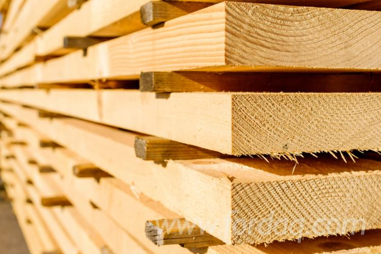 Sawn timber and planed products