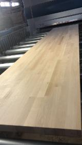 Buy And Sell Edge Glued Wood Panels - Register For Free On Fordaq - Oak fingerjointed wood panel/worktops