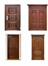 Kaufen Und Verkaufen Von Türen, Fenstern Und Treppen - Fordaq - Asiatisches Laubholz, Türen, Massivholz
