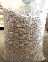 Energie- Und Feuerholz Holzpellets - Kiefer  - Föhre Holzpellets 6 mm