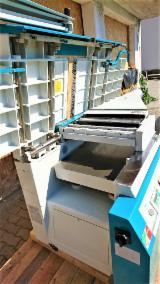 Austria Woodworking Machinery - Used Griggio FS530 2008 Surfacing And Thicknessing Planer - 2 Side For Sale Austria