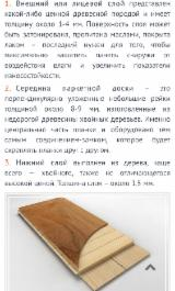 Laminate Wood Flooring - Embossing (core Material) Laminate, cork and multiple layer flooring Ukraine