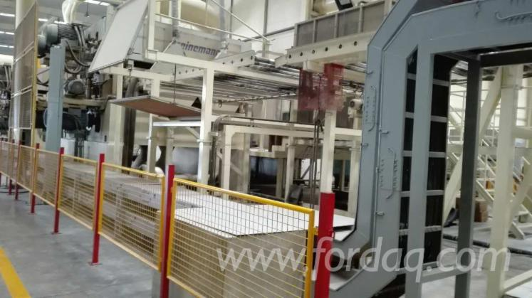 Used-Germany-MDF-production